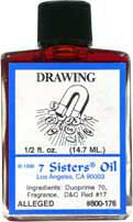 DRAWING 7 Sisters Oil