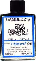 GAMBLERS 7 Sisters Oil