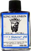 KING SOLOMON 7 Sisters Oil