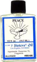 PEACE 7 Sisters Oil