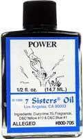 POWER 7 Sisters Oil