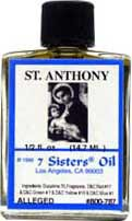 ST. ANTHONY 7 Sisters Oil
