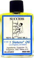 SUCCESS 7 Sisters Oil