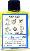 VAN VAN 7 Sisters Oil