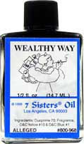 WEALTHY WAY 7 Sisters Oil