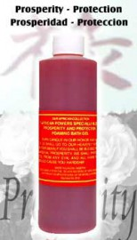 BATH GEL 7 SISTERS OF NEW ORLEANS PROSPERITY- PROTECTION