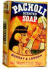 MURRAY & LANMAN SOAP PACHOLI