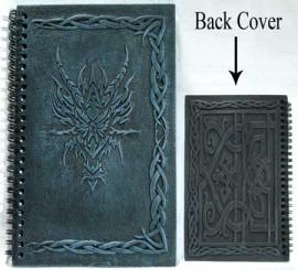 Dragon Head sketchbook