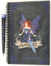 Magic Fairy Journal w/ Pen