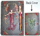 Red Fairy Sketchbook