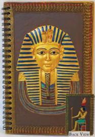 King Tut Sketchbook