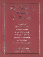 Book of Enoch the Prophet by RH Charles