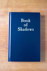 Book of Shadows, unlined Blank Book, small