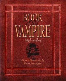 Book of the Vampire (hc) by Nigel Suckling
