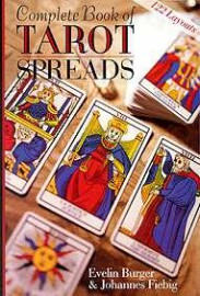 Complete Book Of Tarot Spreads  by Burger/Fiebig