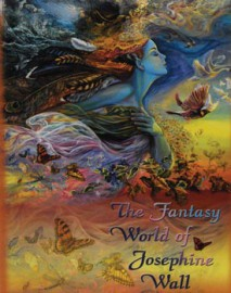 Fantasy World of Josephine Wall by Josephine Wall