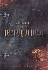 Grimoire of the Necronomicon by Donald Tyson