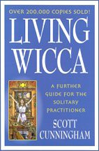 Living Wicca   by Scott Cunningham