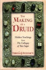 Making of a Druid (hc) by Christian J Guyonvarc`h