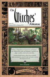 Witches` Almanac spring 09 to spring 10