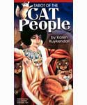 Cat People Tarot by Kuykendall, Karen
