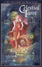 Celestial Tarot Deck by Steventon/ Clark