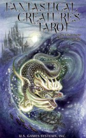 Fantastical Creatures Tarot by Conway, D J