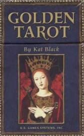 Golden Tarot by Black, Kat