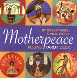 Motherpeace Round Tarot  by Vogel/Noble