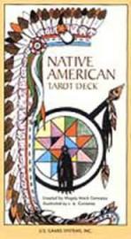 Native American Tarot  by Gonzalez, Magda Weck
