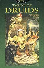 Tarot of Druids by Severino Baraldi