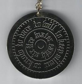Elemental Wheel Brass