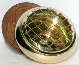 Brass Screen Incense Burner 3