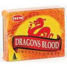 Dragon's Blood HEM cone 10 pack