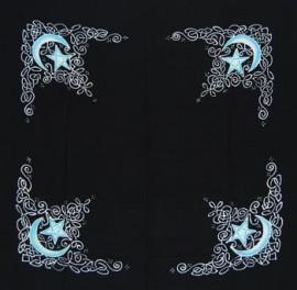 Celtic Moon Altar Cloth/Scarves