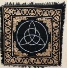 Triquetra Altar/Tarot Cloth