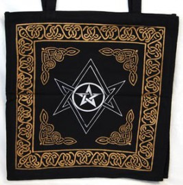 Pentagram/Hexagram Bag
