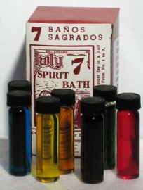 7 Holy Spirit Bath