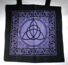 Triquetra With Celtic Knotwork Bag