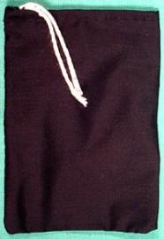 Green Cotton Bag (2