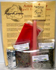 Attract Lover Ritual Kit