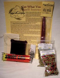 Get What You Want Ritual Kit