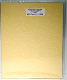 Heavy Parchment 250 Pack 8 1/2