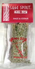Sage & Cedar Smudge Stick 5