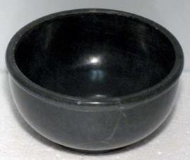 Black Stone Scrying Bowl  4