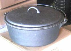 Dutch Oven 12 Quart