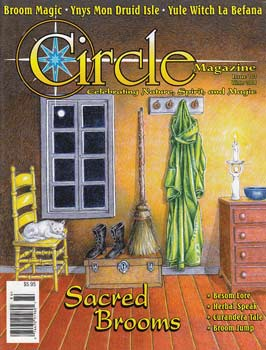 Circle Magazine #103 - Welcome to The Magick Wicca